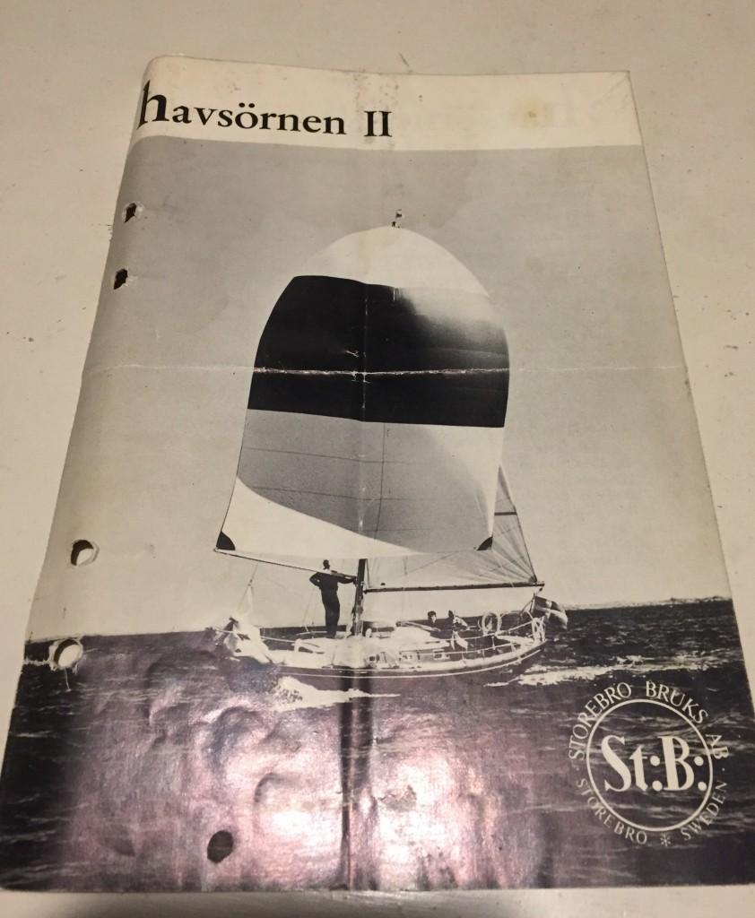 Havsörnen II - Brochure