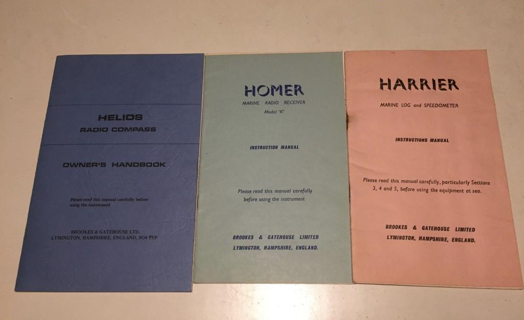 Instrument Manuals